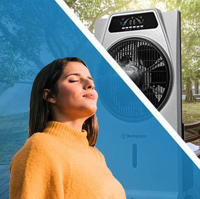 Ventilador Purificador de aire